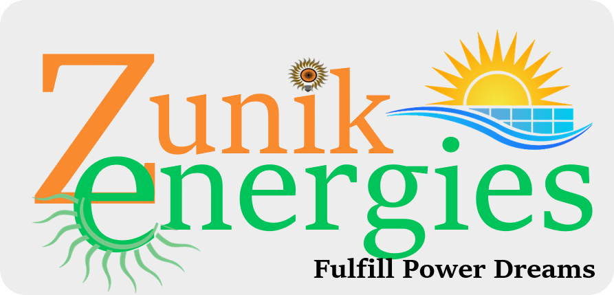 Zunik Energies provides energy technology solutions for solar inverters.